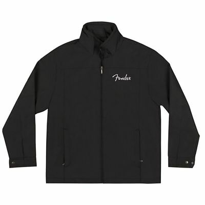 Fender Jacket Mens Black S