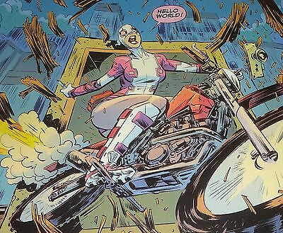 Howard The Duck #1 1St Appearance Of Gwenpool~1St Printing~Sold Out~Marvel/movie