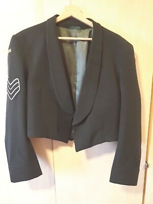 rifles mess dress jacket