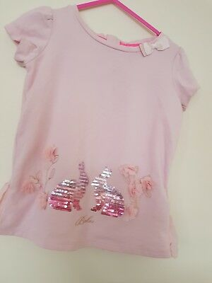 Girls Ted Baker top age 2-3 years old