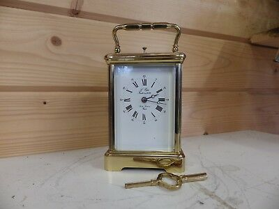 L Epee Repeating Carriage Clock Fully Restored In Perfect Condition
