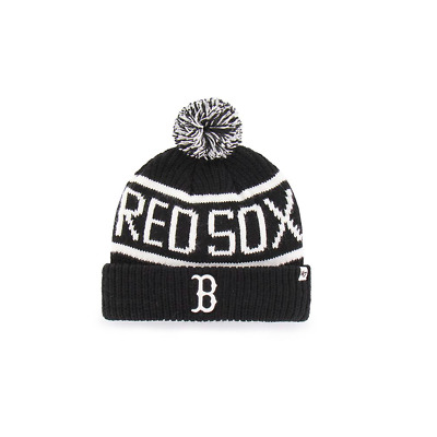 '47 MLB Boston Red Sox Calgary Bobble Knit