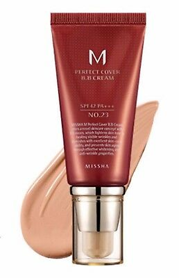 [MISSHA] M Perfect Cover BB Cream - 50ml SPF42/PA+++