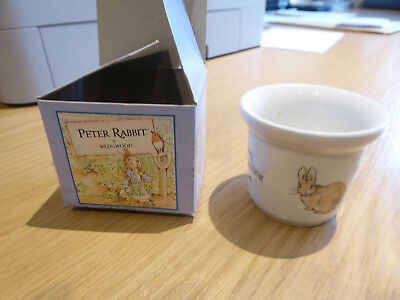 Peter Rabbit Egg Cup By Wedgood