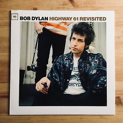 """Bob Dylan Highway 61 Revisited 12"""" Vinyl LP 2015 Reissue Columbia / Legacy"""