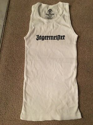 Women's Jagermeister Tank Top Size Small