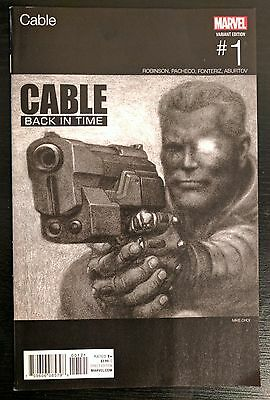 Cable #1 Choi Hip Hop variant NM