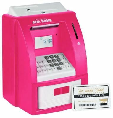 Pretty Pink Cash Machine RRP 19.99 lot GD