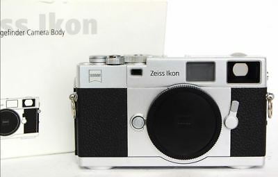 Zeiss Ikon ZM Limited Edition Leica M rangefinder boxed