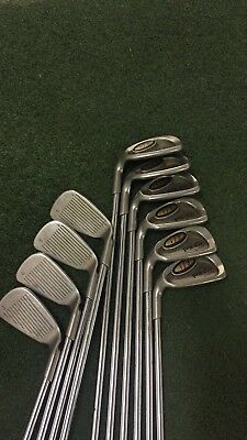 PING i3 IRONS 3-WEDGE INCLUDING PING 60 Degree Tour Gorge Lob Wedge-Left Handed