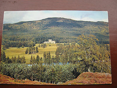 Postcard Of Scotland (Castle Of Invercauld - Aberdeenshire) - Posted In 1959