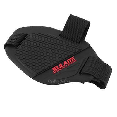 Motorcycle Gear Shifter Shoe Boots Protector Guard Shift Sock Boot Cover Black