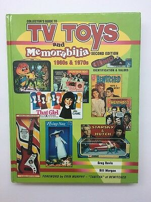Collector's Guide To Tv Toys And Memorabilia 2nd Edition Price Guide Hardcover
