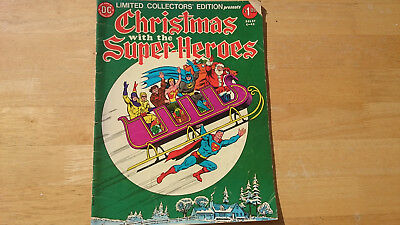 Christmas with the Super-Heroes (1975) DC Treasury Edition