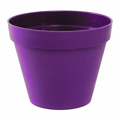 Pot gamme Pop Eda - Diamètre 60 cm - 76 l - Prune
