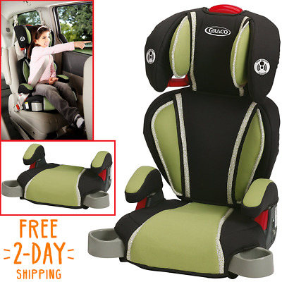Highback Turbobooster Car Seat Infant Baby Safe Toddler Child Booster Chair New