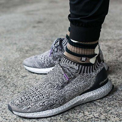 77ef6dfca Adidas Ultra Boost Uncaged Grey Superbowl LTD Size 8. BA7997 NMD Yeezy PK