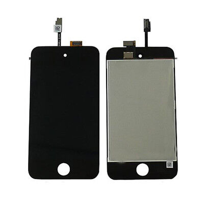 Replacement LCD Display Touch Screen Digitizer Assembly for iPod Touch 4th Black