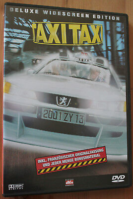 Taxi Taxi - Deluxe Wide Screen Edition