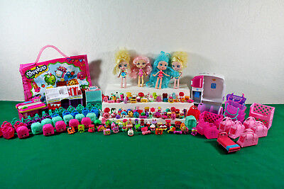 Shopkins happy places lot 29 kitchen food large bed tv for Hopkins cad