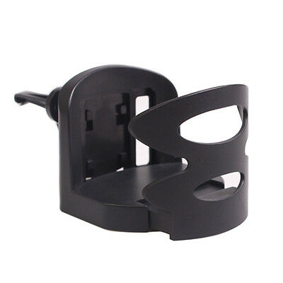 Universal Car Van Air Vent Mount Beverage Drink Cup Bottle Can Holder Stand New.