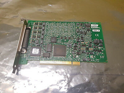 National Instruments pci6703 PCI 6703 Board PCI Interface #