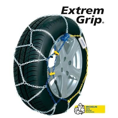MICHELIN Chaines neige Extrem Grip G67