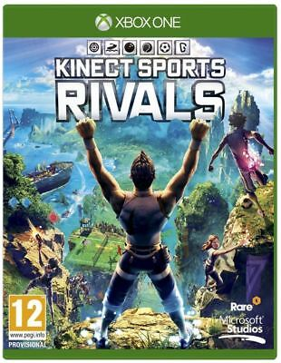 Kinect Sport Rivals Xbox One New and Sealed