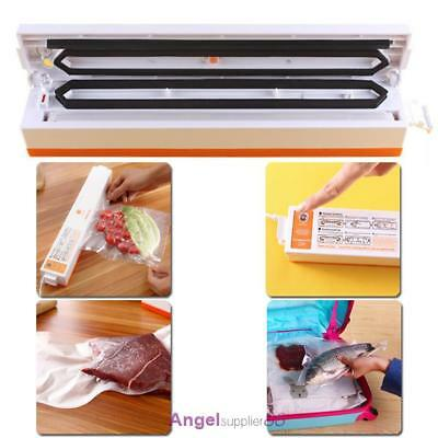 Automatic Electric Vacuum Kitchen Food Sealer Machine Seal Bag Packaging Tool