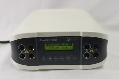 Life Technologies PowerEase 300w PS0300 Power Supply Fully Programmable Used