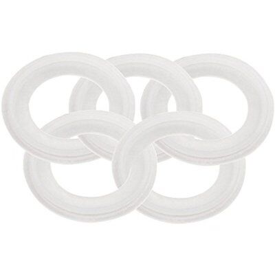 Silicone Gasket Tri-clover (Tri-clamp) O-Ring 1.5 Inch Pack Of