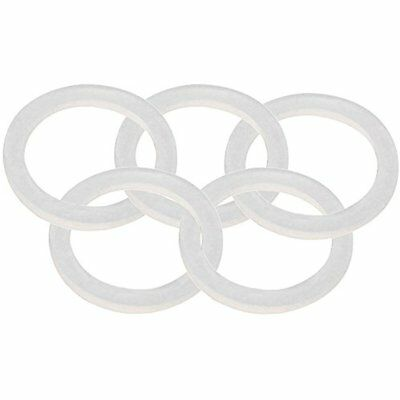 Silicone Gasket Tri-clover (Tri-clamp) O-Ring 2 Inch Pack Of 5