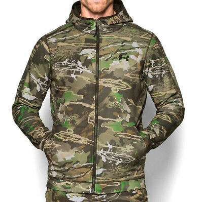 1ccfa66cc31bc Under Armour UA Stealth Reaper Early Season Ridge Reaper® Forest Hooded  Jacket