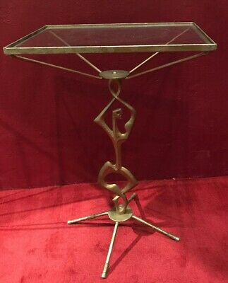 Frederick Weinberg Table Mid 50's Century Vintage Antique  Atomic Biomorphic
