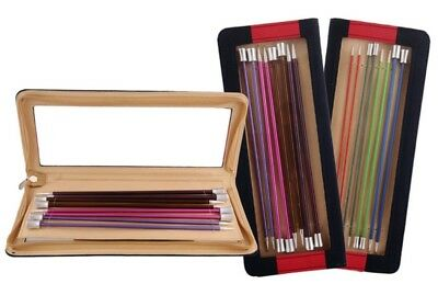 KnitPro ZING Knitting needles in the Set Aluminium in,4 Sizes,in bag