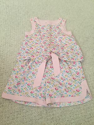 Girls Next Playsuit Summer. Age 5