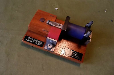 Ticker-Tape Timer, Vintage {Physics} By Philip Harris