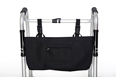 Brand New RMS Water Resistant Tote Bag for Walker and Scooter Mobility Bag Black