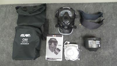 Avon Protection Systems 70501-556 Size M Mask Size Full Face Respirator