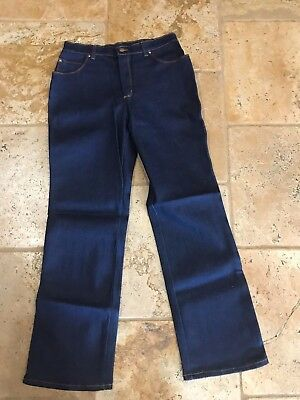 NWOT Vintage Action Blues High Waist Mom Jeans Sears 80's 32 x 32 Stretch