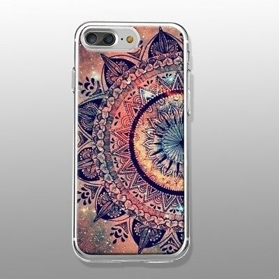 Ultra Slim Rubber Soft TPU Silicone Back Case Cover for iPhone 8 Samsung Huawei