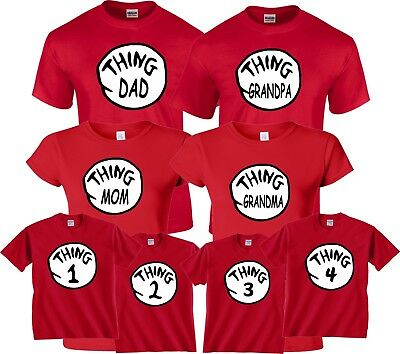 Nice Halloween KIDS ADULT TODDLER Matching Cat Characters T-Shirts