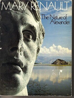 THE NATURE OF ALEXANDER by Mary Renault 1975 First Paperback Edition