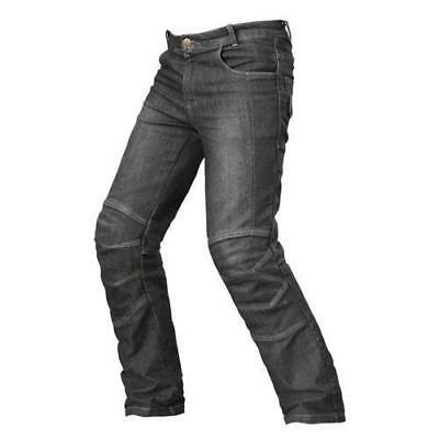 Dririder Classic 2.0 Black Motorcycle Men's protective Jeans ALL SIZES