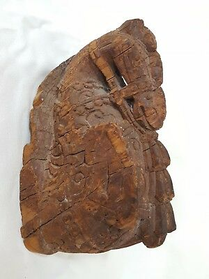 Rare Ancient Artifact | Horse Head, Wood Carved | Medieval or Early Renaissance?