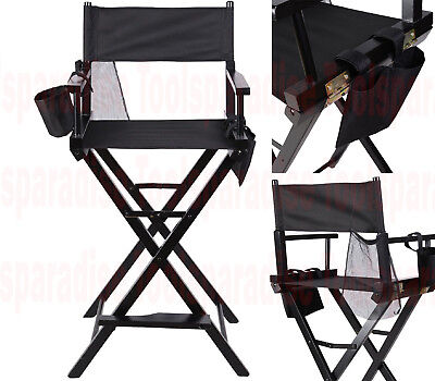 Foldable Professional Facial Studio Chair Stylist Staff Makeup Chair Stool