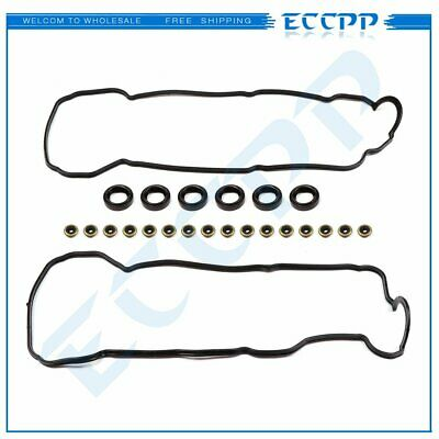 Valve Cover Gasket For Toyota Avalon Sienna Camry Solara Lexus ES300 3.0L 1MZFE