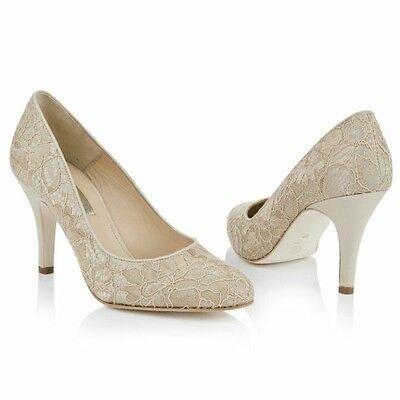 Rachel Simpson Wedding Shoes Size 6