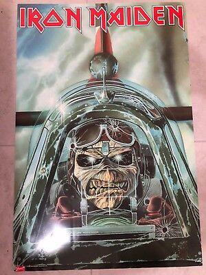 (NEW) Iron Maiden - Aces High (2008) Poster