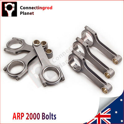 Connecting Rods Conrods for Toyota Supra JZA70 Mark II Crown 1JZ-GTE 1JZ-GE ARP